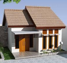 contoh rumah type 36 terbaru