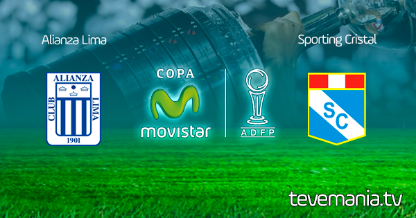 Alianza Lima vs Sporting Cristal en Vivo por CMD - Torneo Apertura