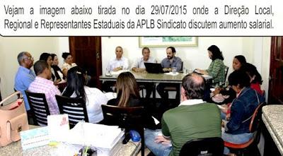 Entrevista da Prefeita Karina, sobre o possível impasse com membros da APLB