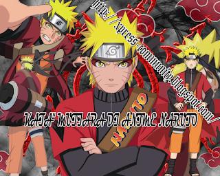 "Kata"" Mutiara di Anime Naruto"
