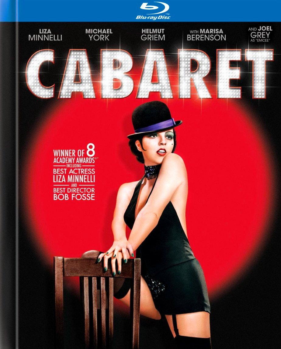 the pinnacle of liza minnellis in the movie cabaret