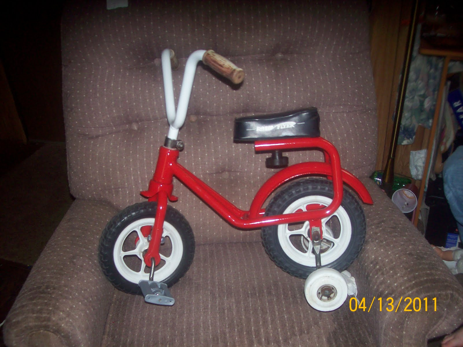 Southern Mom of 4: Radio Flyer Bicycle