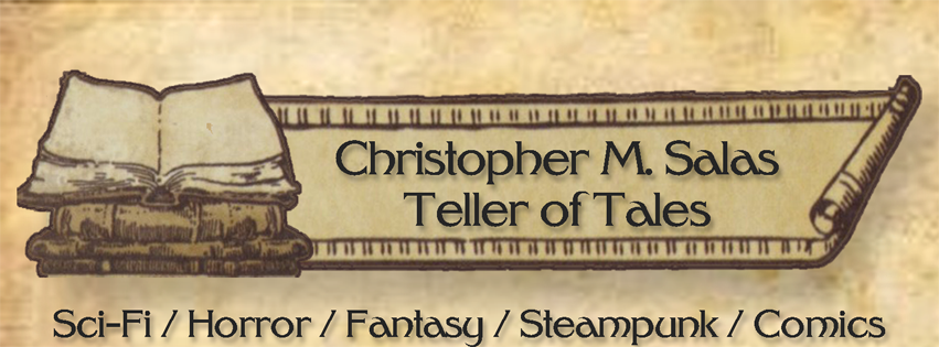 Christopher M. Salas - Teller of Tales