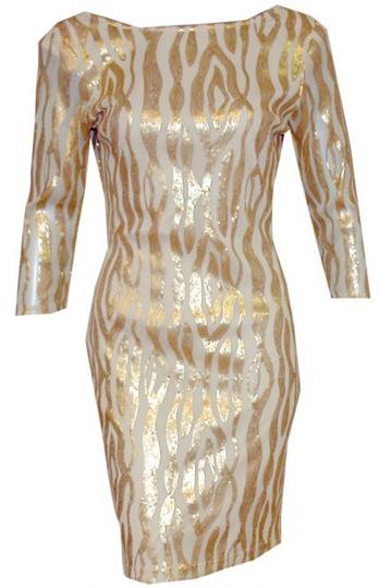 vestidos de fiesta para Navidad 2011