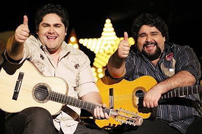 Próximos shows dupla César Menotti e Fabiano esse ano