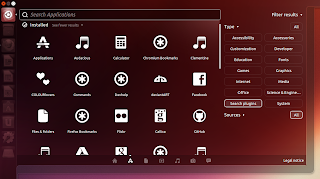 Ubuntu 13.10 Unity Smart Scopes