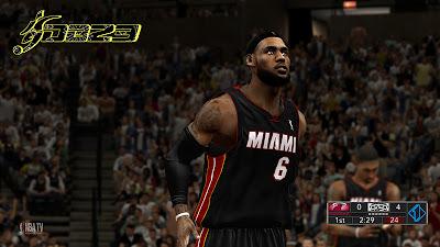 NBA 2K13 NBA TV HD Watermark Patch v2