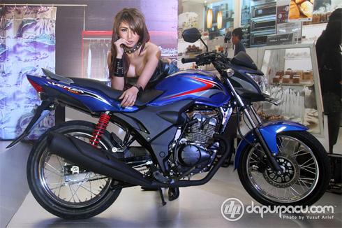 Foto Honda Verza 150, Motor Sport Murah Honda Terbaru