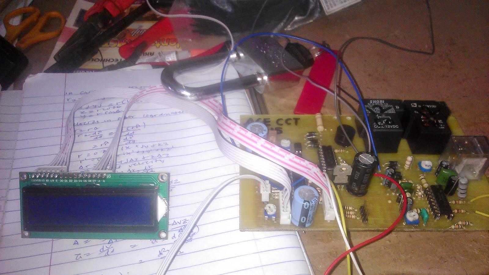 Автоматическое управление дневным светом на pic12f микроконтроллеры / для дома.