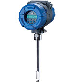 Magnetrol brand industrial thermal mass flow transmitter for measuring mass flow of air and gases