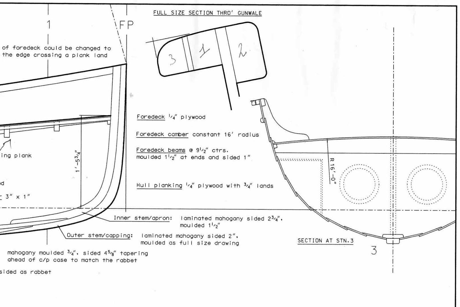 LHISTOIRE DUN PROJET Construction dun bateau en bois  ~ Plan De Bateau En Bois