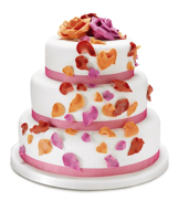 Waitrose Wedding Cakes Photo