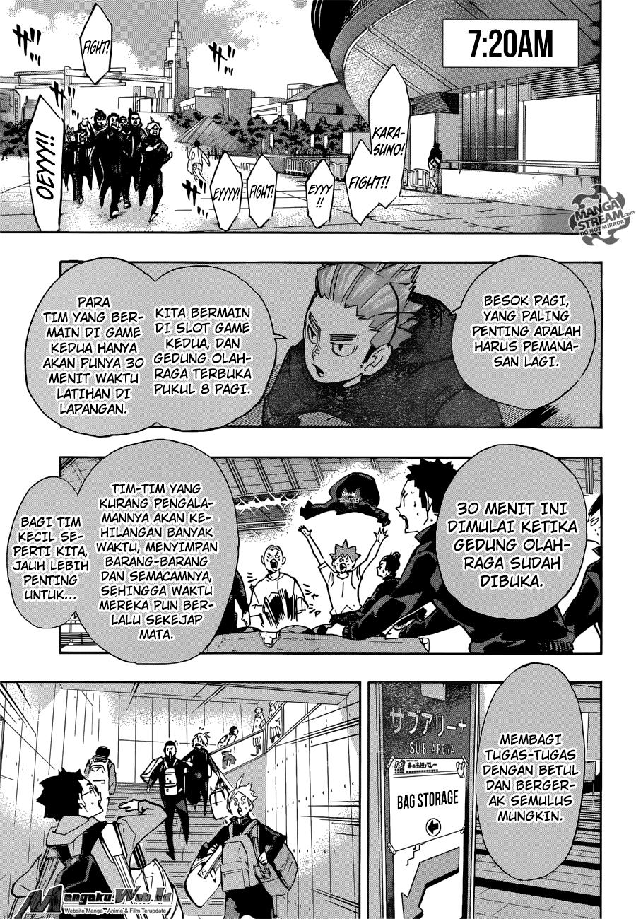 Haikyuu!! Chapter 247-13