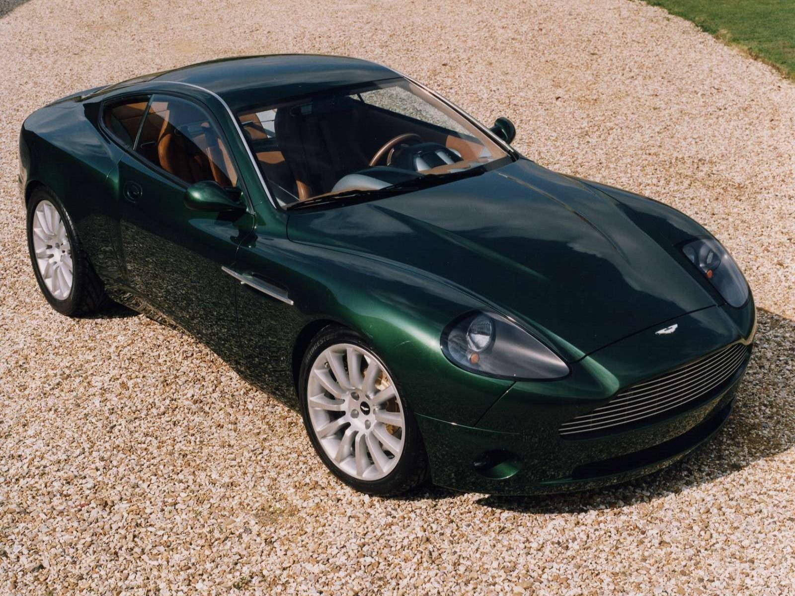 Boehmoeh: 1998 Aston Martin Project Vantage Concept Car