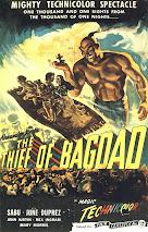 Phim Tên Trộm Thành Bagdad - The thief of Bagdad