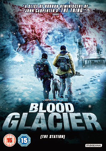 Băng Huyết - Blood Glacier