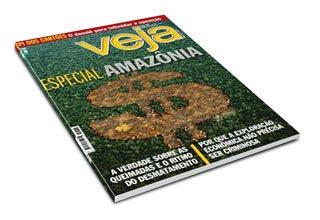 Revista Veja - 26 Mar?o 2008