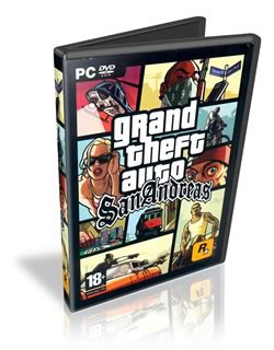 Grand+Theft+Auto Grand Theft Auto: San Andreas [RiP]   64KB no KGB