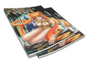 Jungle Fever - A Procura de Rei - HQ Erótica