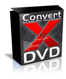 ConvertxToDVD 3 rc2 multilang Portable