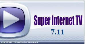 Super Internet TV 7.11