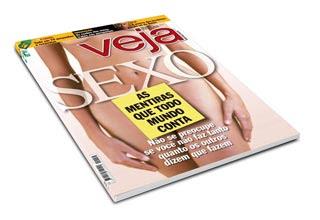 Revista Veja - 19 de Março de 2008