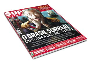 Revista Super Interessante - Abril 2008