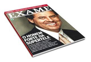 Revista Exame - 07 de Maio de 2008