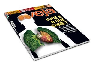 Revista Veja - 30 de Abril de 2008
