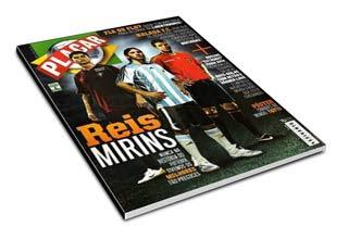 Revista Placar - Maio de 2008