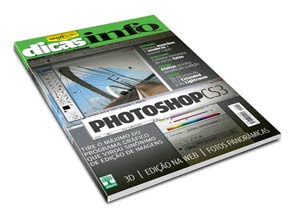 Revista Dicas INFO - Photoshop CS3