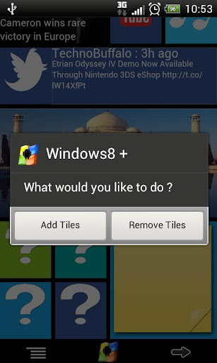 Windows8 / Windows 8 + Launcher