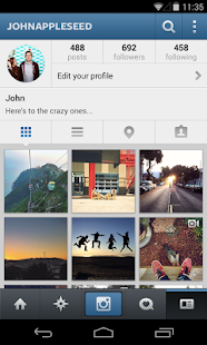 Instagram v6.14.0 build 6456472 beta Apk بهرنامه بۆ ئهندرۆید