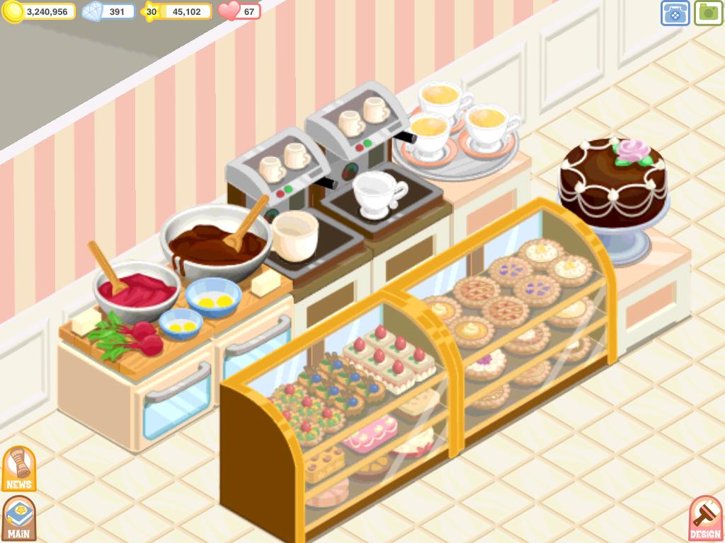 Descargar Bakery Story™ v1.5.5.7.4 MOD apk Android Full Gratis (Gratis)