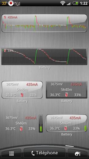 Battery Monitor Widget Pro v2.0.5 (android / Full)