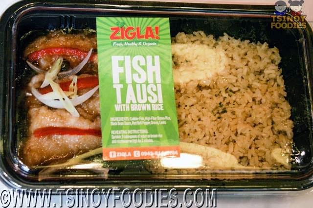 fish tausi