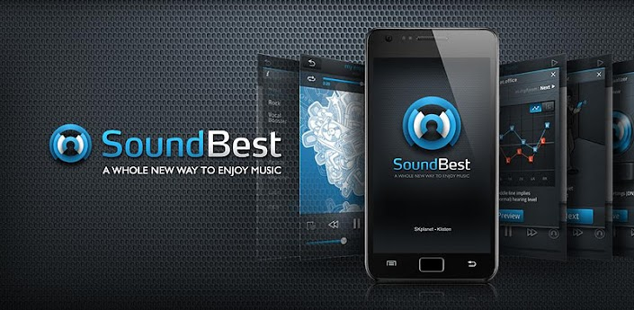 SoundBest Music Player v1.1.4 (Paid Version) Android Apk App Download