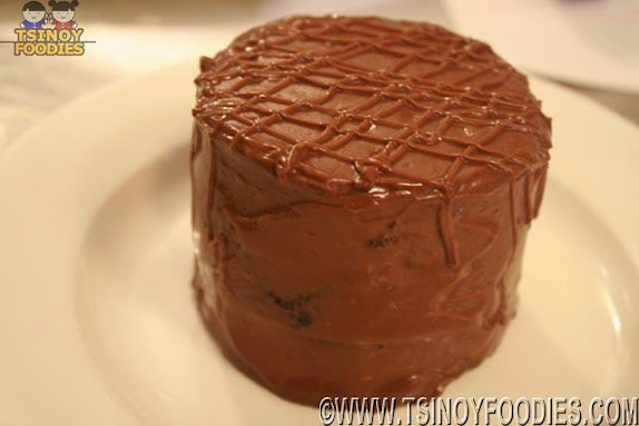 valrhona cake