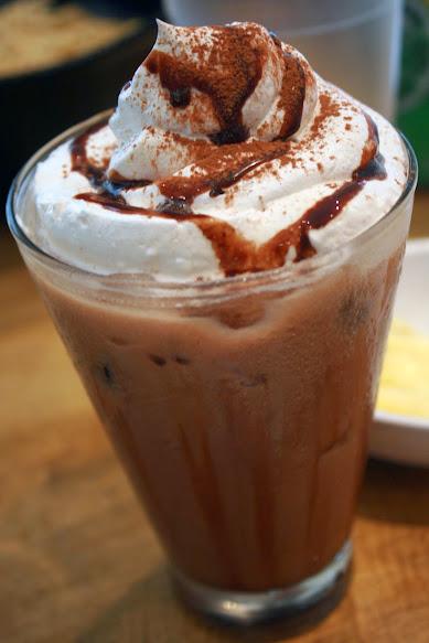 iced shouga coffee