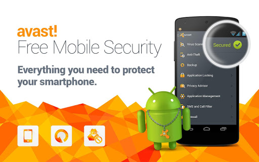 Avast Mobile Security & Antivirus Beta Premium Patched