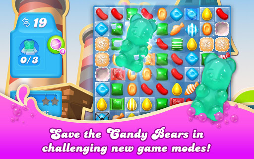 Descargar Candy Crush Soda Saga v1.31.31 MOD APK [VIDAS ILIMITADAS/ BOOSTERS] (Gratis)