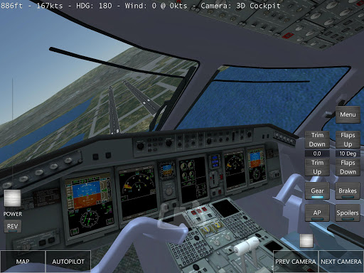 Descargar Infinite Flight v1.1 apk Android Full Gratis (Gratis)