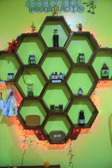 irawan eco park bee farm tour