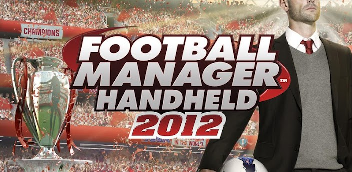 Football Manager Handheld 2012 apk