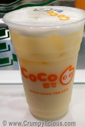 coco fresh tea and juice