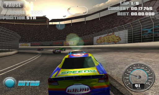 N.O.S. Car Speedrace apk & sd data
