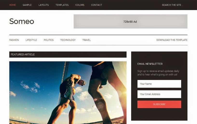 Best Free Responsive Blogger Templates for 2017 : eAskme