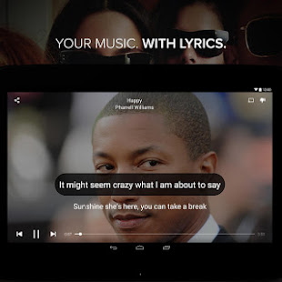 MusiXmatch PRO apk Cracked and Patched 3.6.4 Premium