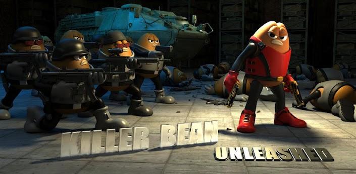 ������ �������: Killer Bean Unleashed (Action Game)2d full | 43MB
