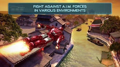 Iron Man 3   The Official Game ~ 1.0.1 | Gameloft